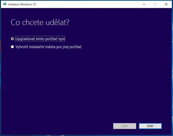 Windows 10 instalator