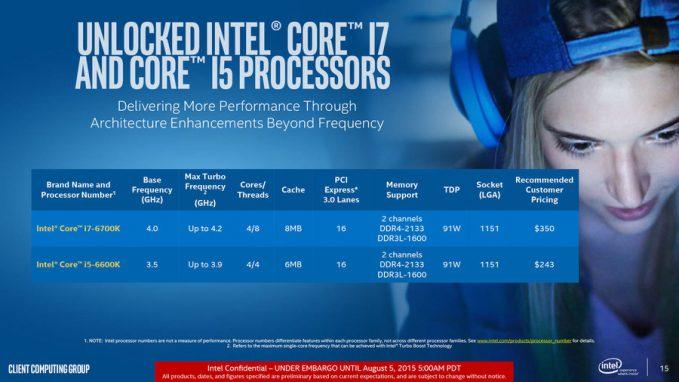Intel Skylane