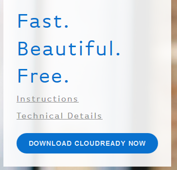 CloudReady