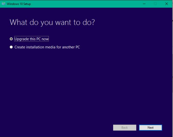 Windows 10 nastroj 2