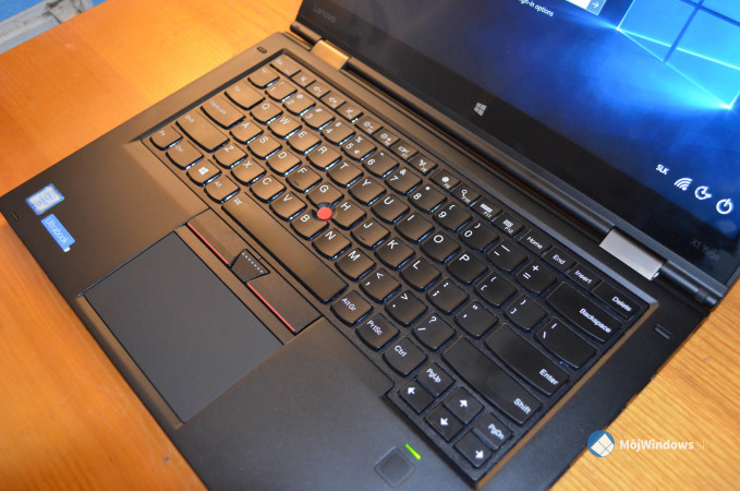 Lenovo Yoga Thinkpad X1-17