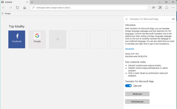 Microsoft Edge 6
