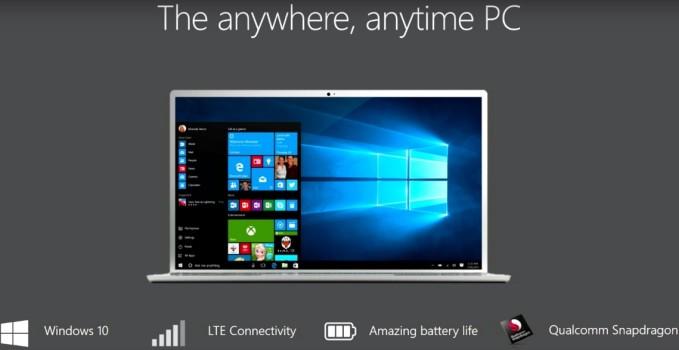 Windows 10 na ARM