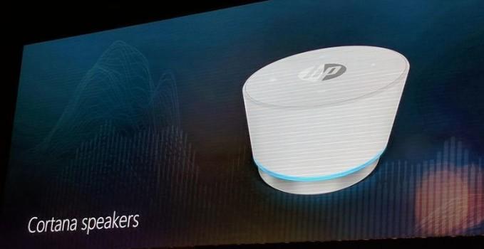 reproduktor Cortana