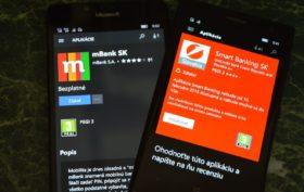 Windows Phone banky