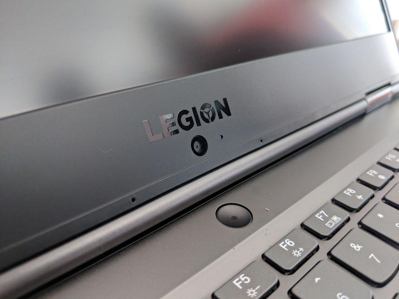 This year's Lenovo Legion slogan for rapid performance