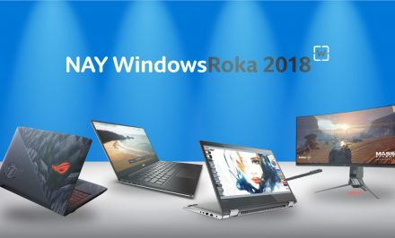 NAY Windows Roka 2018