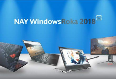 NAY Windows Roka 2018