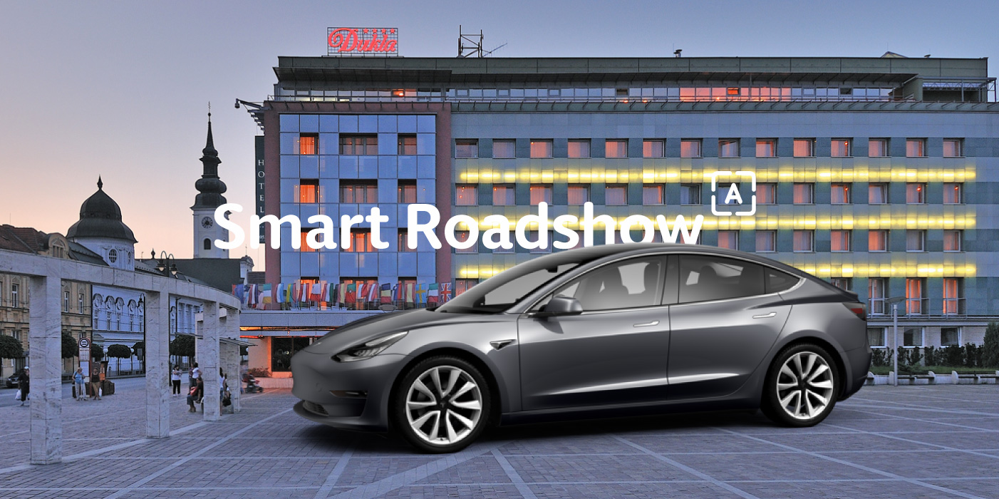 6248f5746 Smart Roadshow 2019: Na čo sa môžete tešiť v Prešove? | PROGRAM