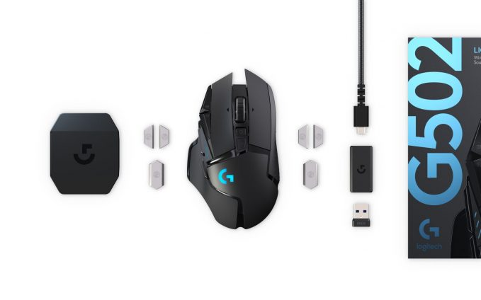 Logitech cuts his favorite mouse G502